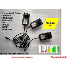 Carregador Fonte Compatível P Tablet Positivo Sx1000 5v 3a