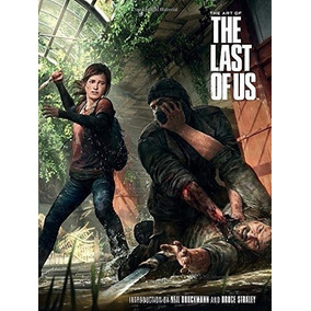 Livro - The Art Of The Last Of Us - Lacrado - Raro