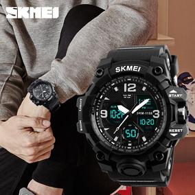Reloj Skmei 1155 Tipo G Shock Cronómetro Alarma Resiste Agua