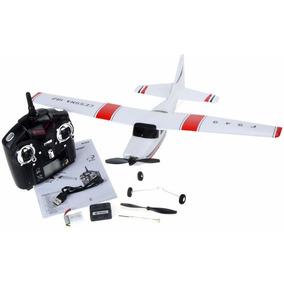 Avião De Controle Remoto Cessna 182 Aeromodelo Wltoys F949