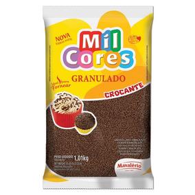 Granulao Crocante Mil Cores Mavalério 1,01kg
