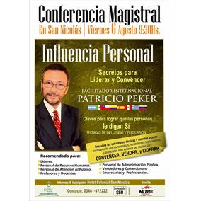 influencia personal patricio peker