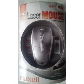 Mouse Laser Inalámbrico Usb 2.0 Maxell Mod. 220