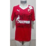 Camiseta Estrella Roja 2014-15 Tercera Equipación Puma Nueva 774a9dc85d52f