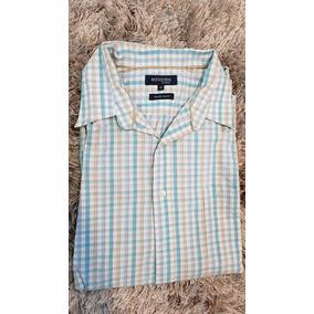 Camisa De Hombre Edoardos California Talla Xl Usada