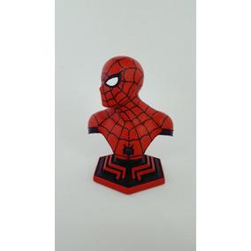 Busto Homem Aranha ( Isi 3d )