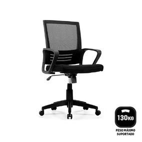 Cadeira Diretor Preta Office - Sk282