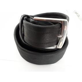 Cinturón Casual O De Vestir , Piel Genuina No Plástico