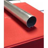 Tubo De Aluminio 38mm 1 1/2 Para Persiana Enrollable