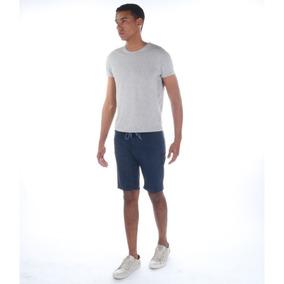Bermuda Colcci Masculina Jeans Enrico Com Gancho Alto