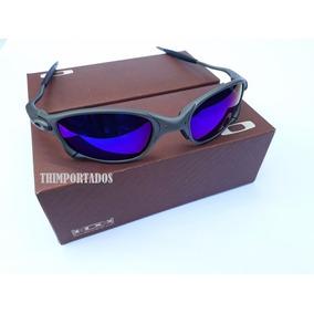 X Squared X Metal Rubi Red Oakley Juliet - Óculos no Mercado Livre ... 99944d41d3