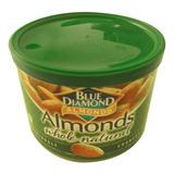 Almendras Blue Diamond Enteras Whole Natural 150g Crunchy