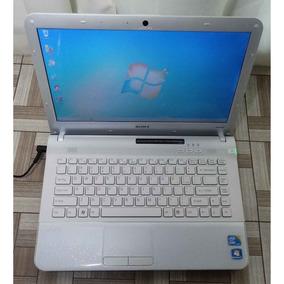 Notebook Sony Vaio Vpcea46fm 14