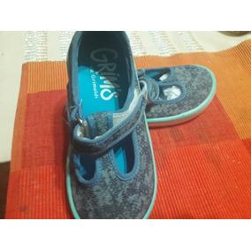 Grimoldi - Zapatillas Celeste en Mercado Libre Argentina 7fe930387e9