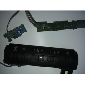 Contatos Dos Potões Liga Desliga E Sensor Da Tv Sony Bravia