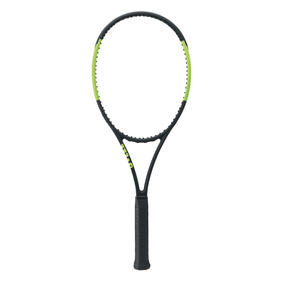 Raqueta Unisex Wilson - Blade 98 18x20 Cv Frm W/o Cvr 3 Negr