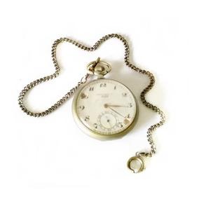 e801db2108e Antigo Relogio De Bolso Tissot Argentan - Relógios no Mercado Livre ...