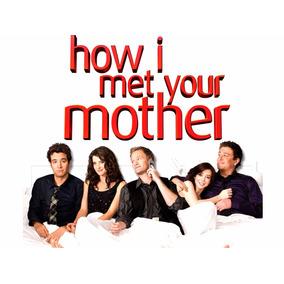 How I Met Your Mother - Coleção Dublada Com Caixinhas