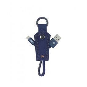 Chaveiro Jeans I2go Cbl945 - Com Cabo Lightning Mfi