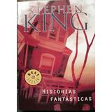Libro Historias Fantásticas Stephen King