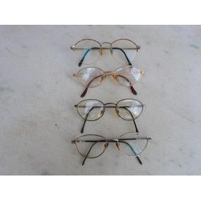 6c0751c86a4a6 4 Oculos De Grau Antigos Retro Vintage Leia O Anuncio. R  89