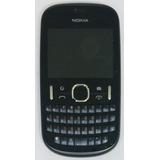 Nokia Asha 201 Preto Original Nacional Semi Novo