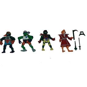 Bonecos Articulados Tartarugas Ninjas Vários Modelos