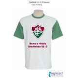 a1aa89ed12 Camisa Time Fluminense - Rumo À Vitória Brasileirão 2017