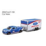 Maisto Desing Camioneta Ford F 150 + Trailer Escala 1:64