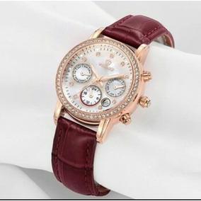 8677e6c80aa Relogio Feminino Ouro Rose Quartz - Joias e Relógios no Mercado ...