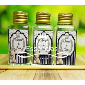 30 Aromatizadores Lembrancinha 40ml Quadradinho Nascimento