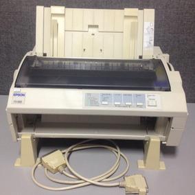 Epson Impresora Fx 880 + Cable Paralelo + Bases Ver Video