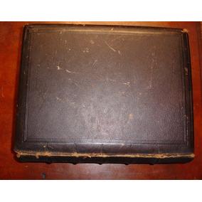 Antiga Biblia Bible Impressa Inglaterra 1850
