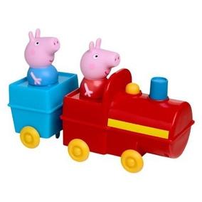 Trenzinho Sonoro Peppa Pig - Elka B3172