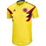Camisa Da Colômbia Masculina Home Copa - Oferta Imperdível 993de1bd82623