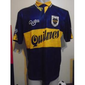 784553ce35ac5 Camiseta Boca 1996 - Camisetas de Clubes Nacionales Adultos Boca en ...