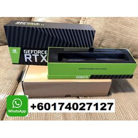 Nvidia Geforce Rtx 2080 Ti Founders Edition Model 11gb Gddr6