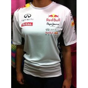 f72ad757d96cc Camiseta Red Bull Feminina - Calçados