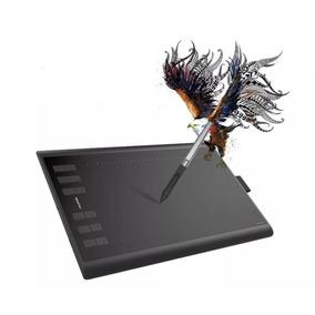 Tableta Digitalizadora Huion 1060 Pro Plus Lector Micro Sd