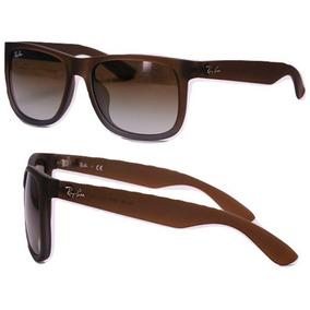 5ded53c975661 Óculos De Sol Marrom Com Lentes De Policarbonato - Óculos no Mercado ...