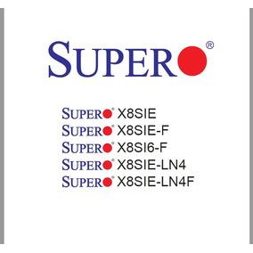 Manual Placa Mãe Supermicro X8sie Em Inglês Impreso Folha4