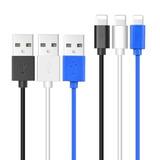 dda34355094 Cable Usb Para Cargador Iphone 4 3 Metros De Largo en Mercado Libre ...