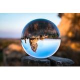 Esferas Fotograficas, Bola De Cristal Para Fotografia 8cms
