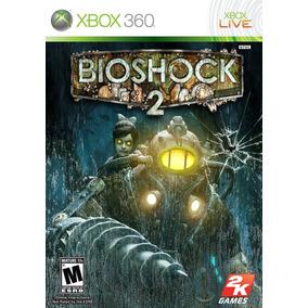 Bioshock 2 Xbox 360 Jogo Lacrado Original Mídia Física