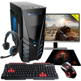 Pc Gamer Amd A8 9600 8gb 1tb Pv R7 2gb Integrada Gkn 21,5