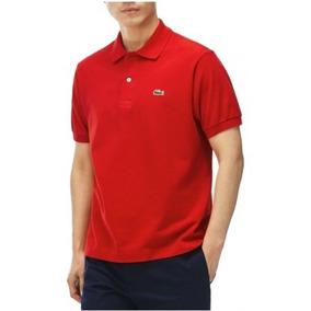 Camisa Polo Lacoste Masculina Peruana -promoção Varias Cores 080e6fec19