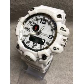 628b5699756d4 Pulseira Relógio Mont Blanc Masculino - Relógio Masculino no Mercado ...