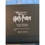 Varita De Sauco Universal Studios Harry Potter Saga