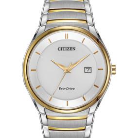 Reloj Hombre Citizen Bm6954-59a Ecodrive Acero Combinado