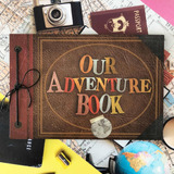 Album Para Fotos Our Adventure Book - Version Impresa